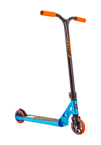 Grit Fluxx Pro Scooter - Vapor Blue/Black