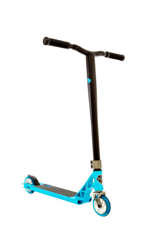 Grit Elite Pro Scooter - Bondi Blue/Satin Black
