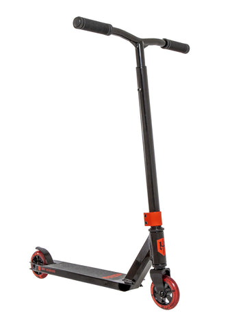 Grit Extremist Pro Scooter - Black/Red