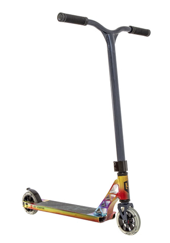 Grit Fluxx Pro Scooter - Neo Chrome/Black