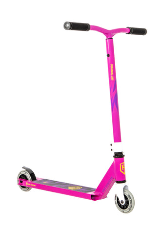Grit Atom Pro Scooter - Pink