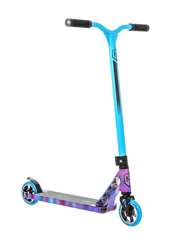Grit Mayhem Scooter - Neo Paint/Blue