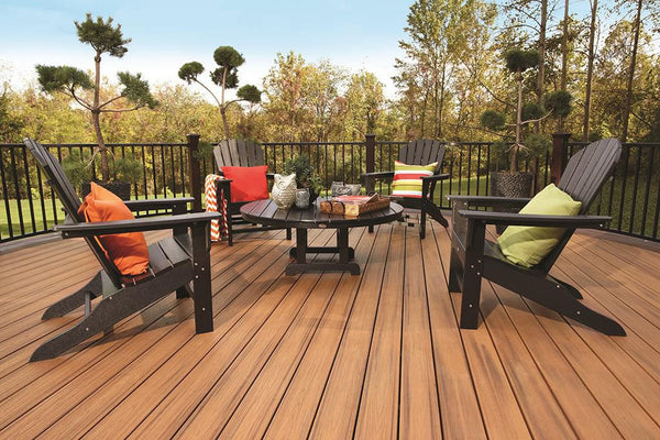 Decks and patios built by Sunpoke