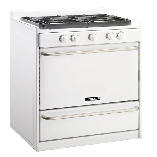 "Signature 30"" Off-Grid Propane Range (Battery Ignition)"
