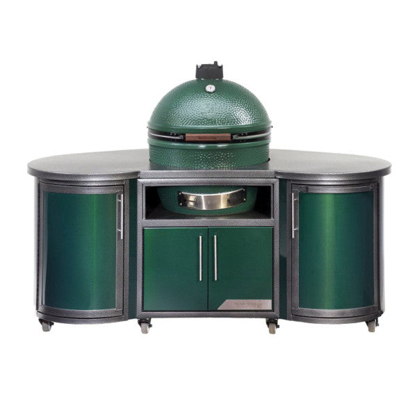 Aluminum Cooking Island
