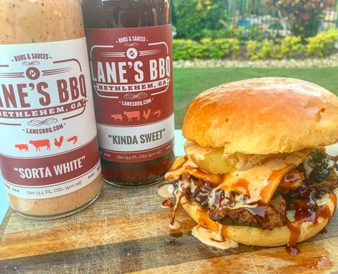"Lane's BBQ ""Kinda Sweet"" Sauce"