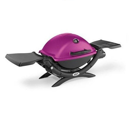 Q 1200 Gas Grill - One Left (Fuchsia)