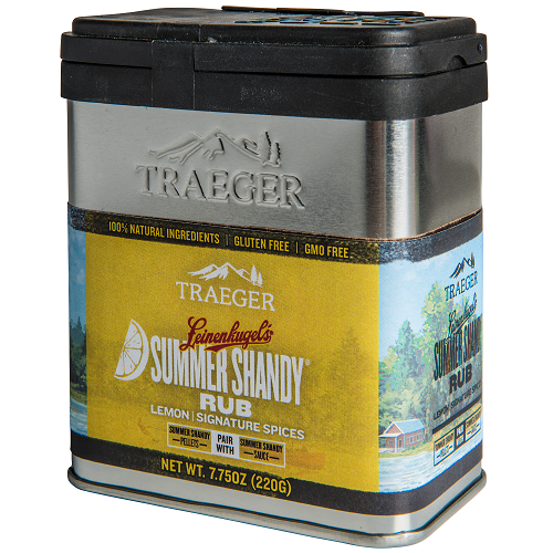 Traeger Spices