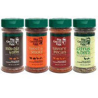 Big Green Egg Spices