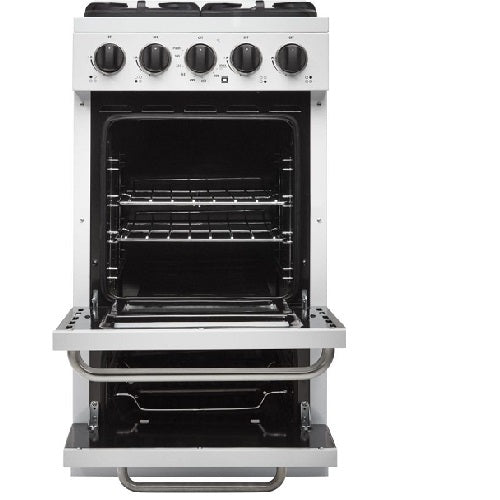 "Classic 20"" Off-Grid Propane Range (Battery Ignition)"