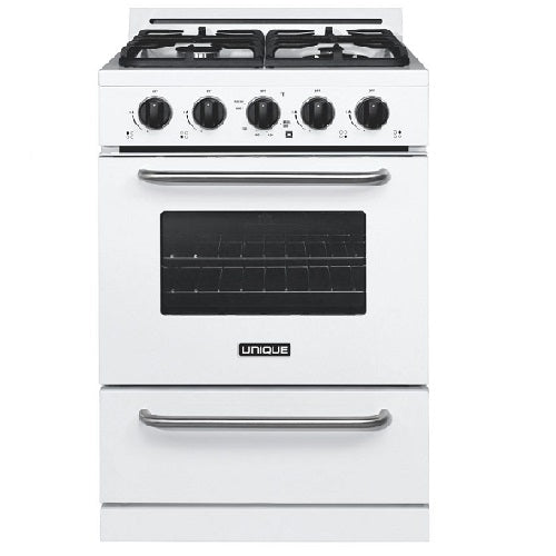 "Classic 24"" Off-Grid Propane Range (Battery Ignition)"