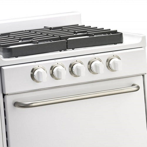 "Signature 24"" Off-Grid Propane Range (Battery Ignition)"