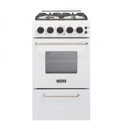"Classic Plus 20"" Convection Gas Range (Electronic Ignition)"