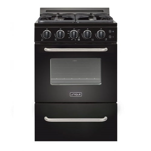 "Classic Plus 24"" Convection Gas Range (Electronic Ignition)"