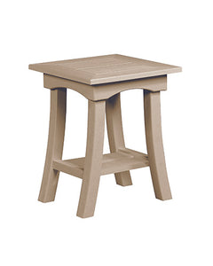 "19"" End Table"