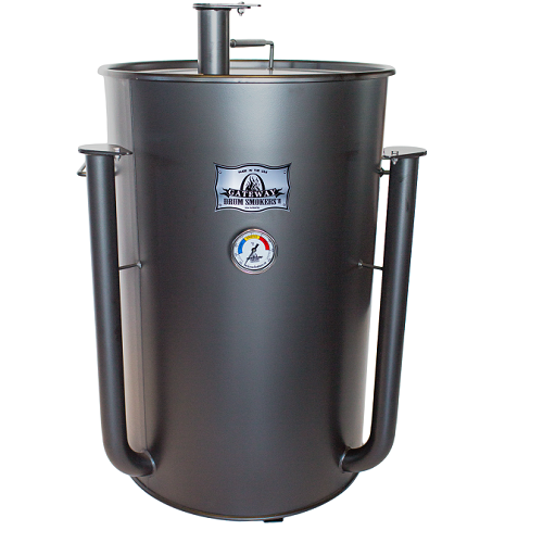 Drum Smoker 30 Gal. - NO TAX