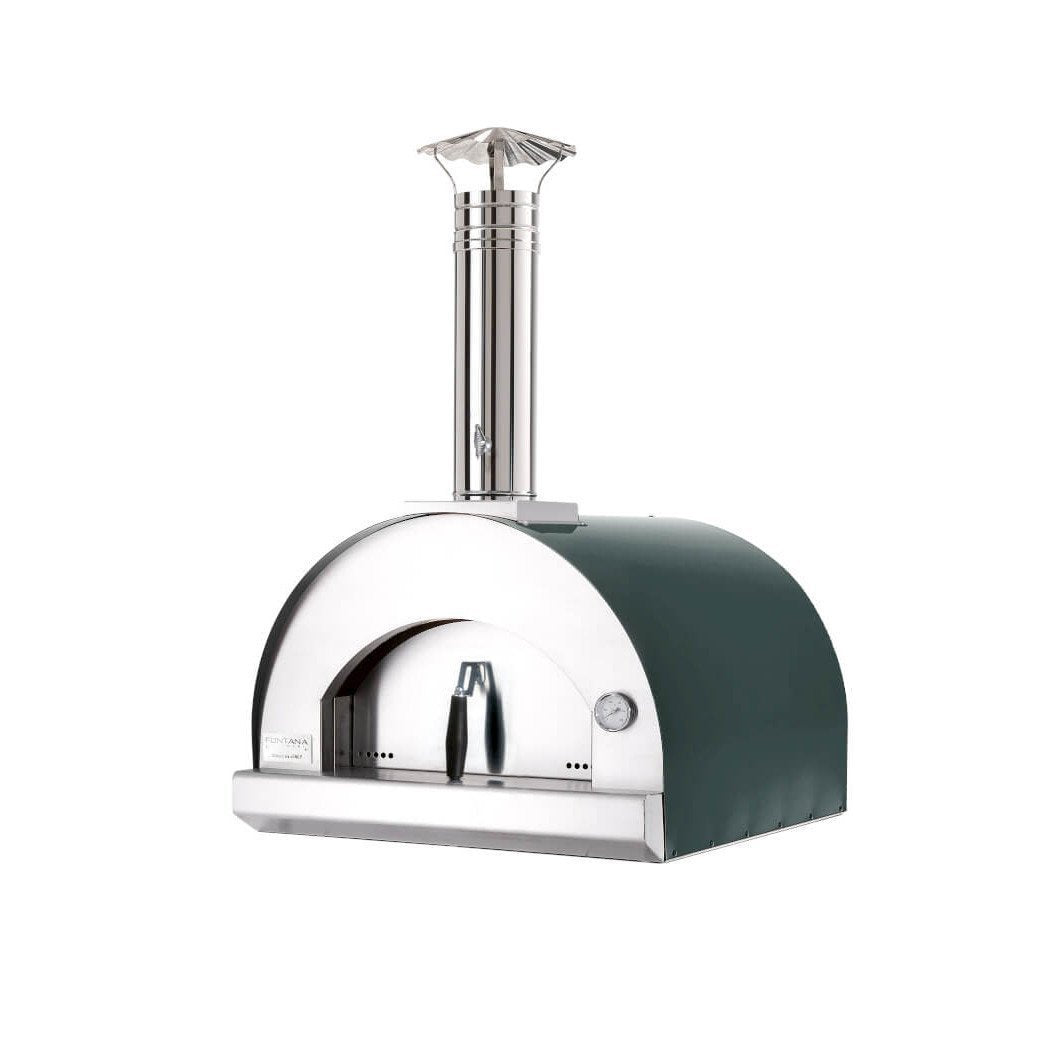 Margherita Pizza Oven & Cart