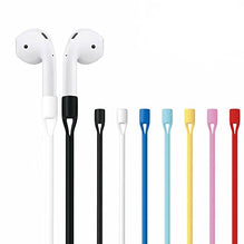 Airpods String GORSUN Colorful Strap Sport String Silicone Cable Connector for Apple Airpods (Pack of 7): Home Audio & Theater