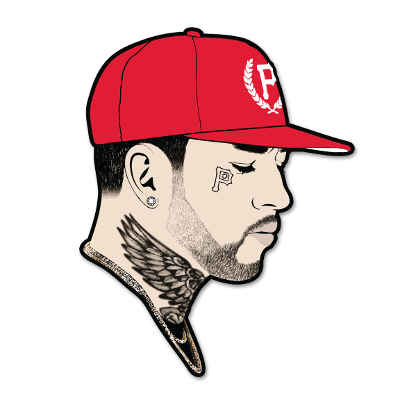 BAEZA STICKER