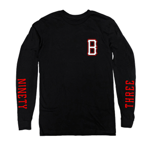NINETY THREE LONG SLEEVE