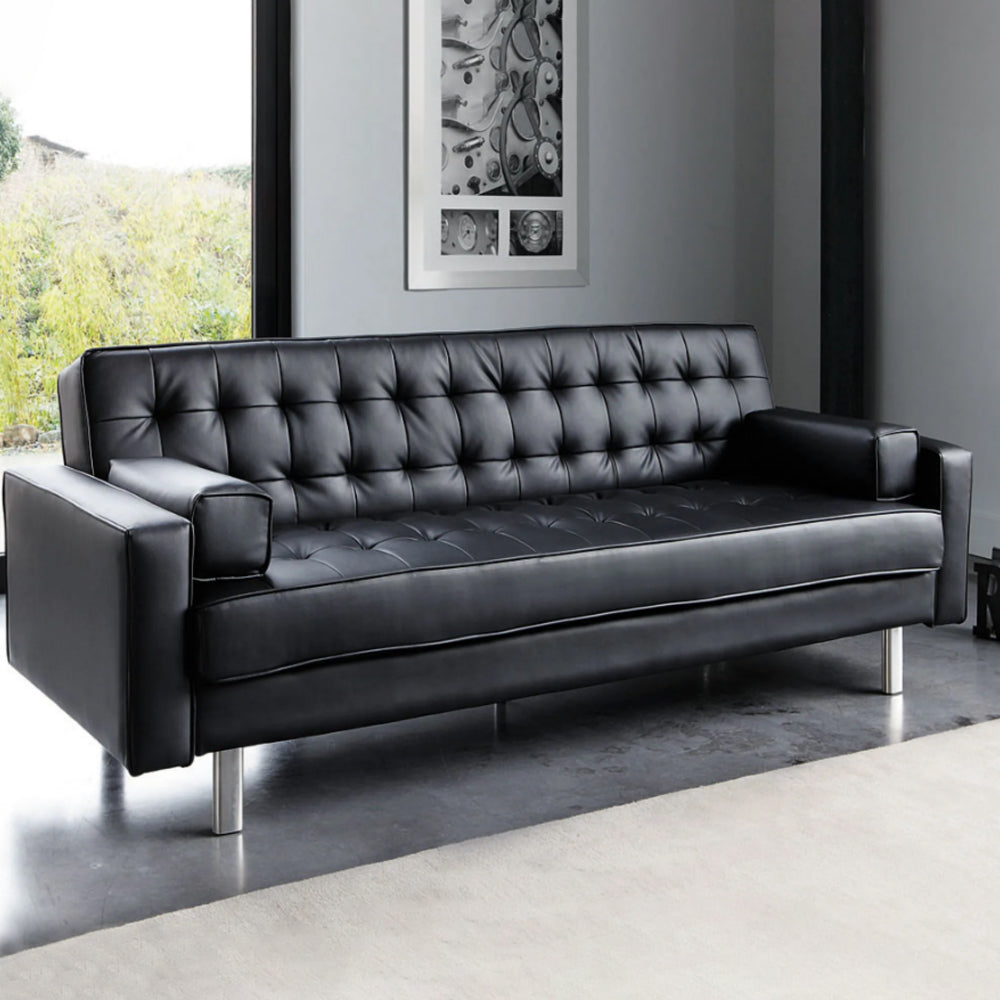 SOFA CAMA BLACK