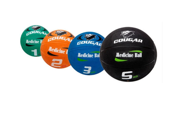 Cougar Rubber Medicine Ball