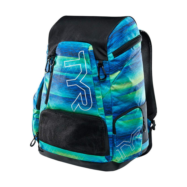 TYR Alliance 45L Backpack- Kinematic Print