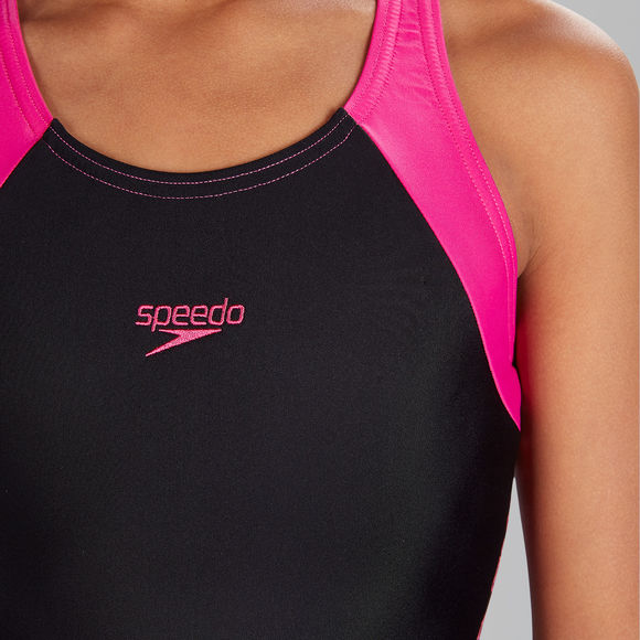 Speedo Girls Boom Splice Legsuit