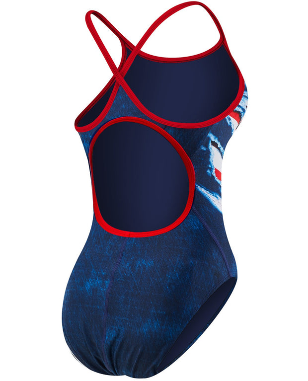 TYR WOMENS LIVE FREE DIAMONDFIT SWIMSUIT for girls & women