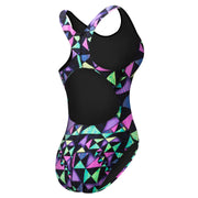TYR WOMEN'S KALEIDOSCOPE MAXFIT SWIMSUIT