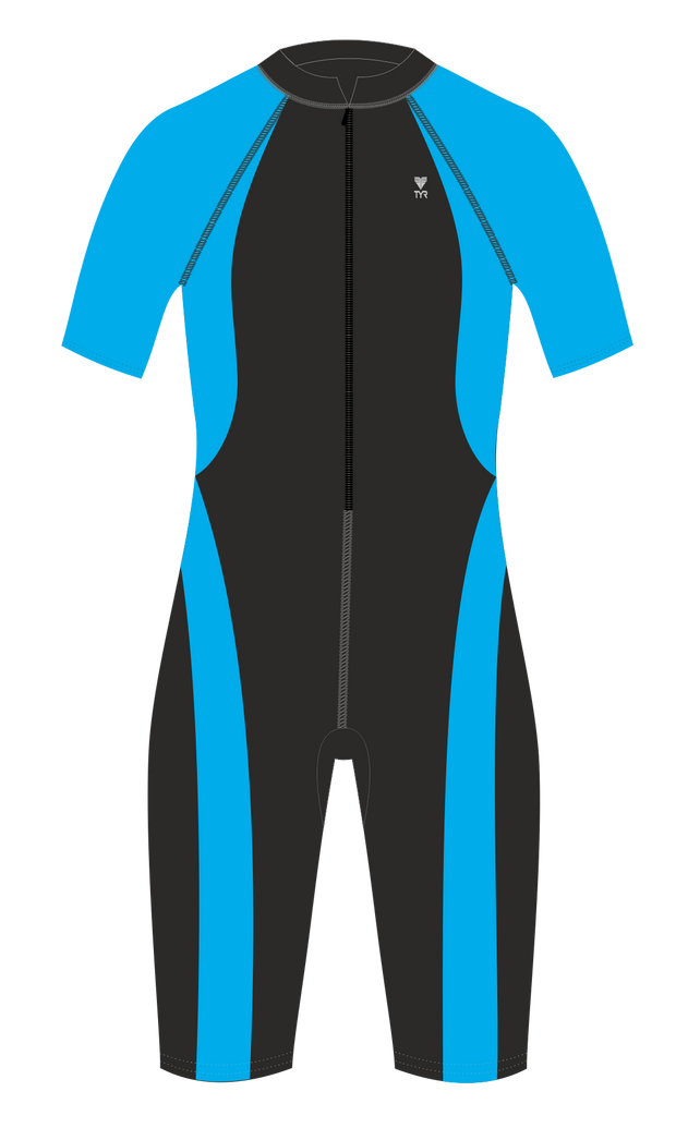 TYR Kids In Aerofit Knee Suit