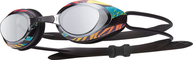 TYR BLACKHAWK RACING MIRRORED PRELUDE GOGGLES