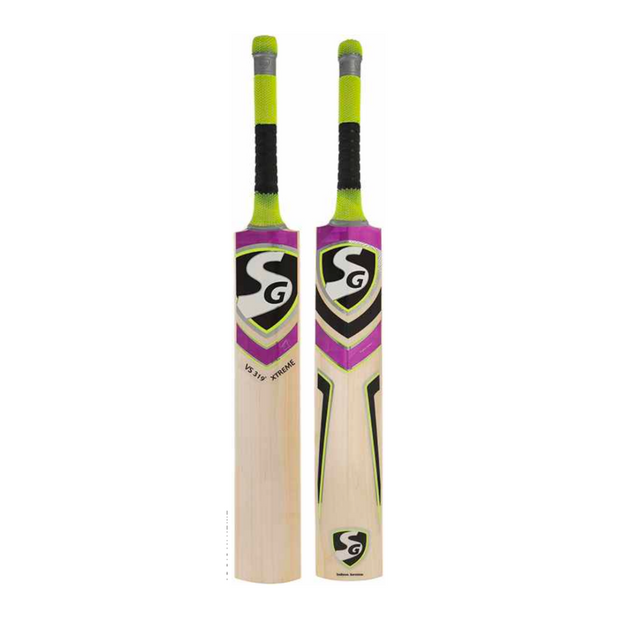 SG VS 319® Xtreme English Willow Cricket Bat