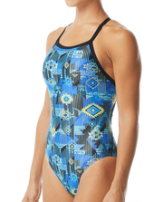 TYR Women's Azoic Diamondfit Swimsuit Durafast One