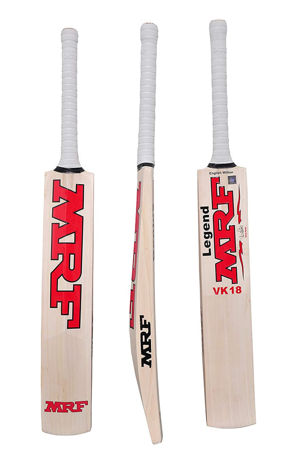 MRF Legend Virat Kohli 18 English Willow Cricket Bat