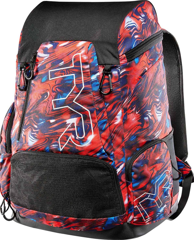 TYR Alliance 45L Backpack - Mercury Rising