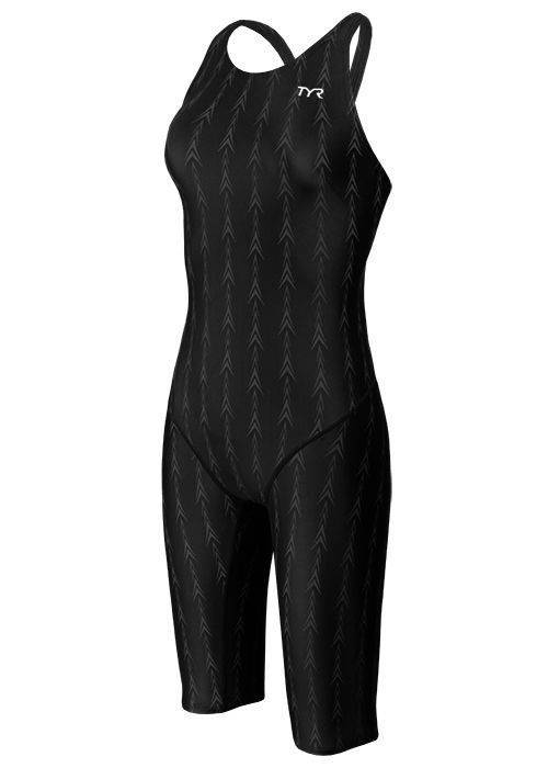 TYR WOMEN'S FUSION 2® OPEN BACK SHORT JOHN