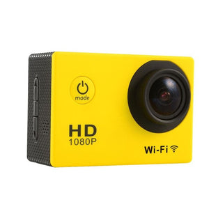WIFI action 1080P HD DV sports recorder Waterproof Hunting Sports camera camcorder #