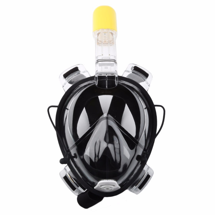 Children Full Face Snorkel Mask Anti Fog