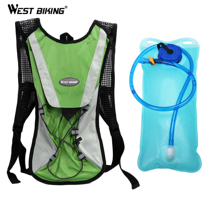 2L Hydration Pack and Bladder for Outdoor Activities