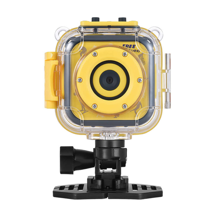 Kids Sports Action Camera 1.77 in ch display, 720P HD  with waterproof housing. GREAT PRICE!