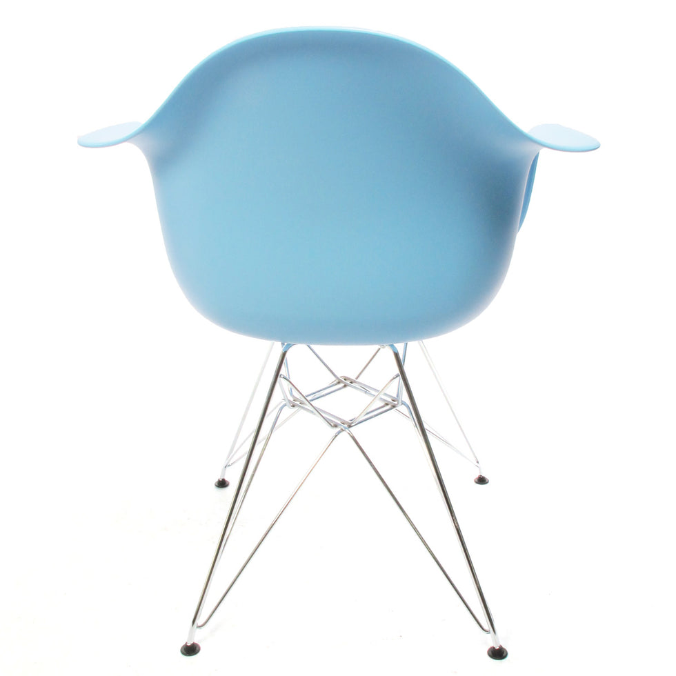 Eames DAR chair blauw - Charles & Ray Eames chairs