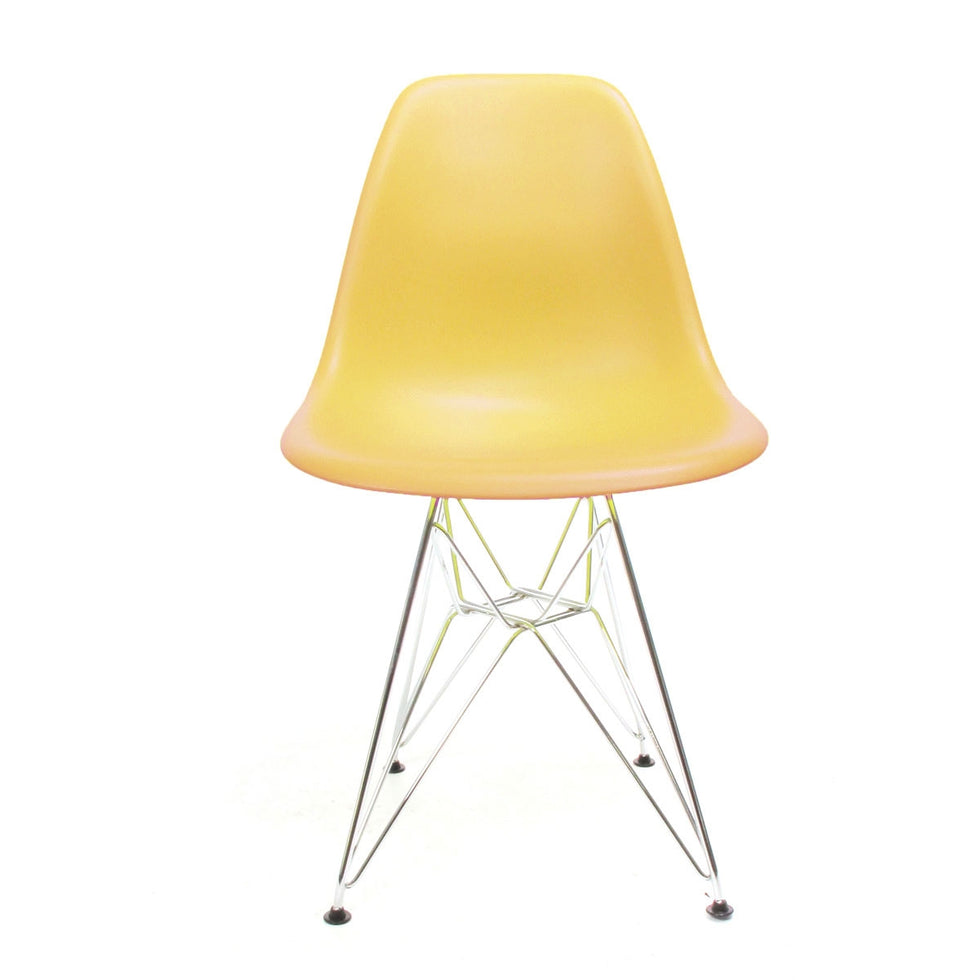 Eames DSR chair geel - Charles & Ray Eames chairs