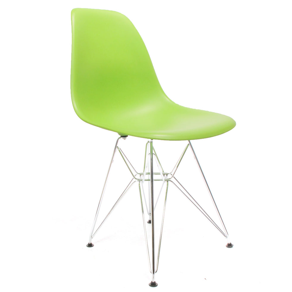 Eames DSR chair groen - Charles & Ray Eames chairs