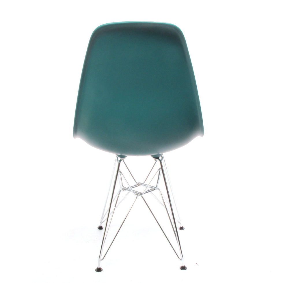 Eames DSR Chair Ocean Blue - Charles & Ray Eames