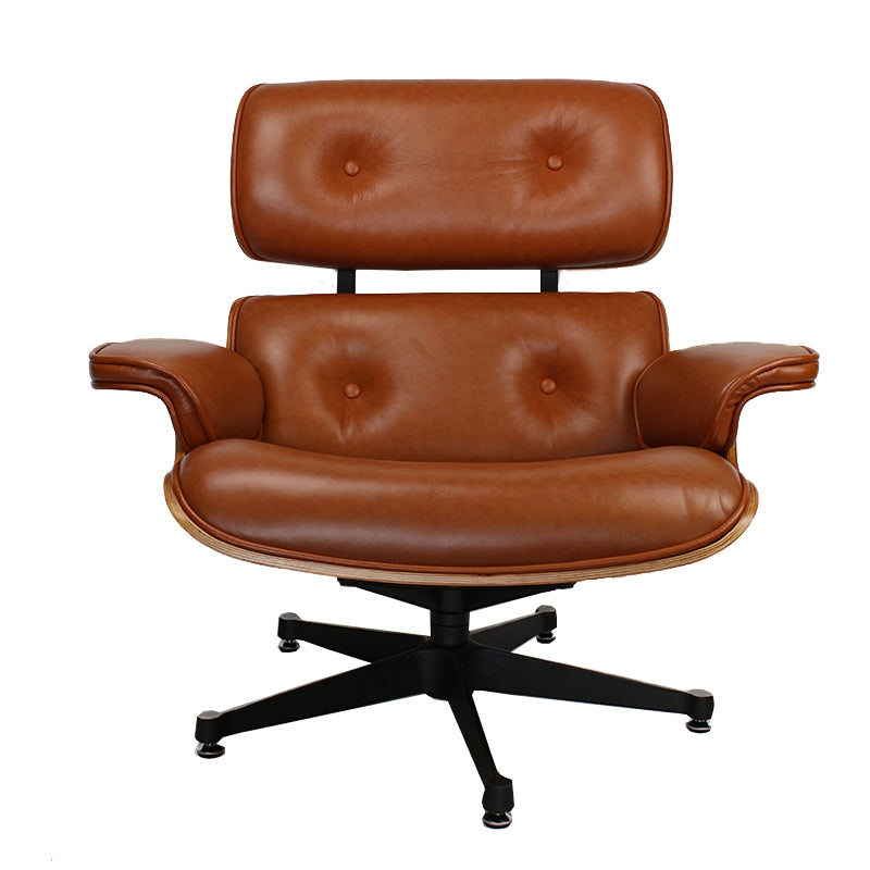 Eames Lounge Chair cognac - Charles & Ray Eames