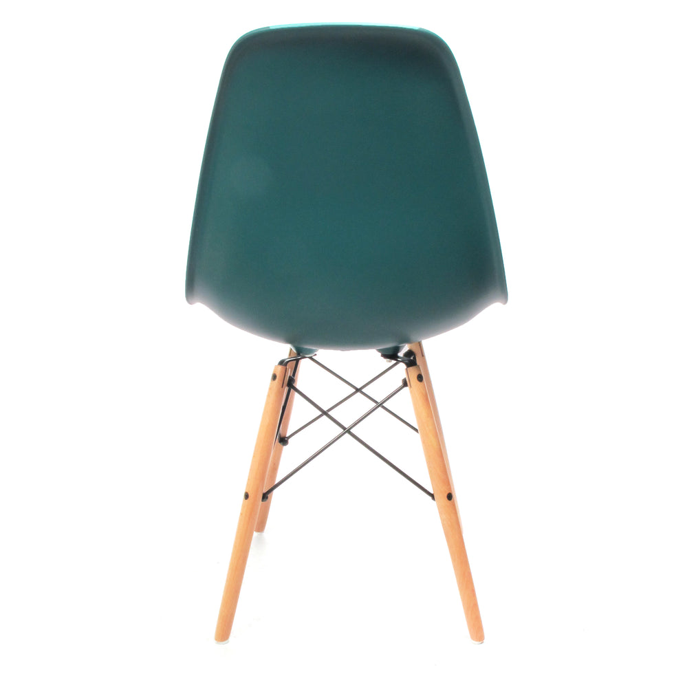 Eames DSW chair Ocean Blue - Charles & Ray Eames
