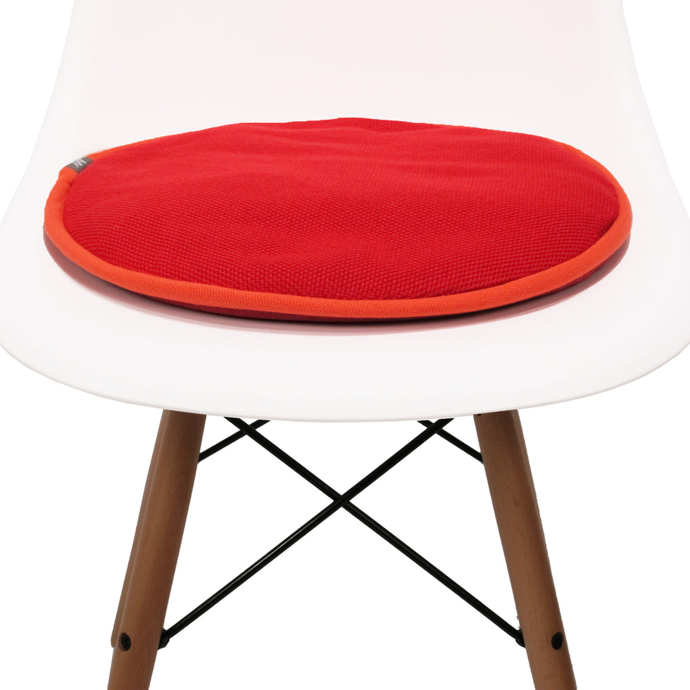 Eames Seat Dot rood - Ray & Charles Eames