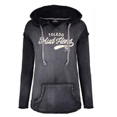 Ladies Hens Graphite Nora Pullover