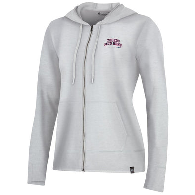 Toledo Mud Hens Angela Ladies UA Bi-Blend Zip Hood